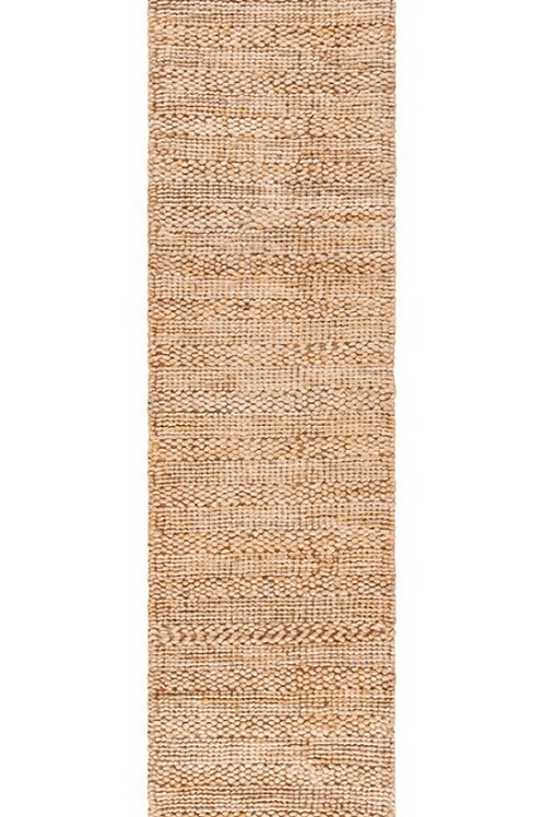 "Natural Jute Runner [QTY2, 2""L x 3'W x 10'H]"