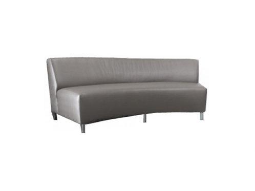 "Gray Sofa [QTY 12, 108""L, 1 section seats 4]"