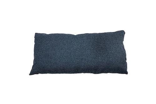 """Large Denim Lumbar Pillow [QTY 6, 34"""" x 14""""]"""