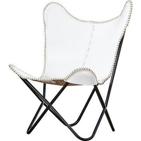 Butterfly Chair - White [QTY 10]