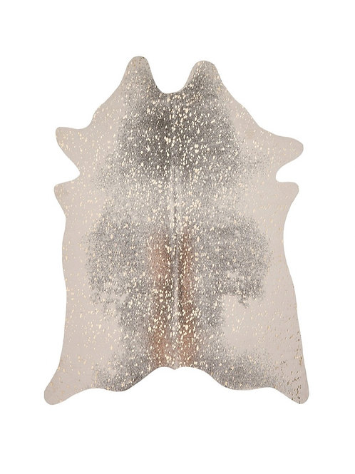 Medium Cowhide Rug - Gold [QTY 2, 6.5' x 5']