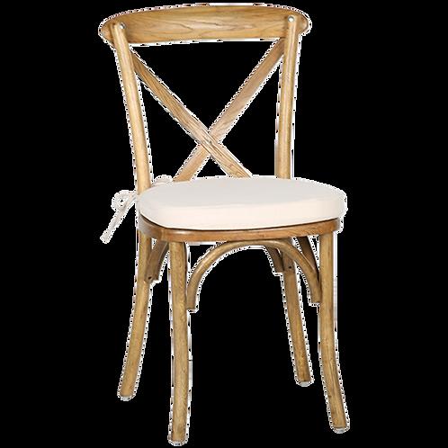 Cross Back Chair [QTY 150]