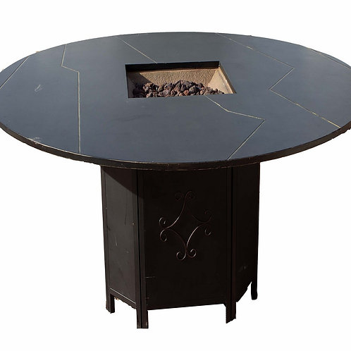 Tribal Fire Pit Table [QTY 6]