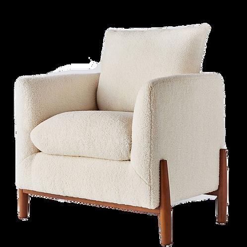 "Sherpa Accent Chair [QTY 8, 32""H x 31.5""W x 30""D]"
