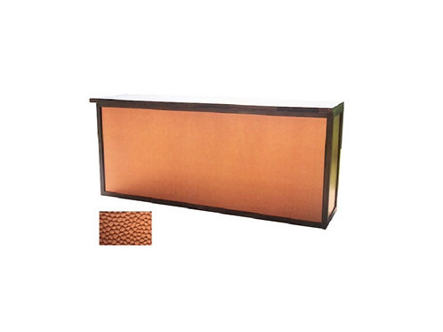 "Copper Bar [QTY 4, 96""L x 42""H x 22""D]"