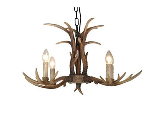 """Small Antler Chandelier [QTY 2, 24""""]"""