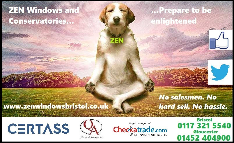 Is searching for double glazing drving you barking mad?...