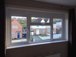 Acoustic glass window, Bristol