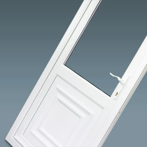 Double glazed UPVC door image