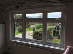 New windows, Stonehouse