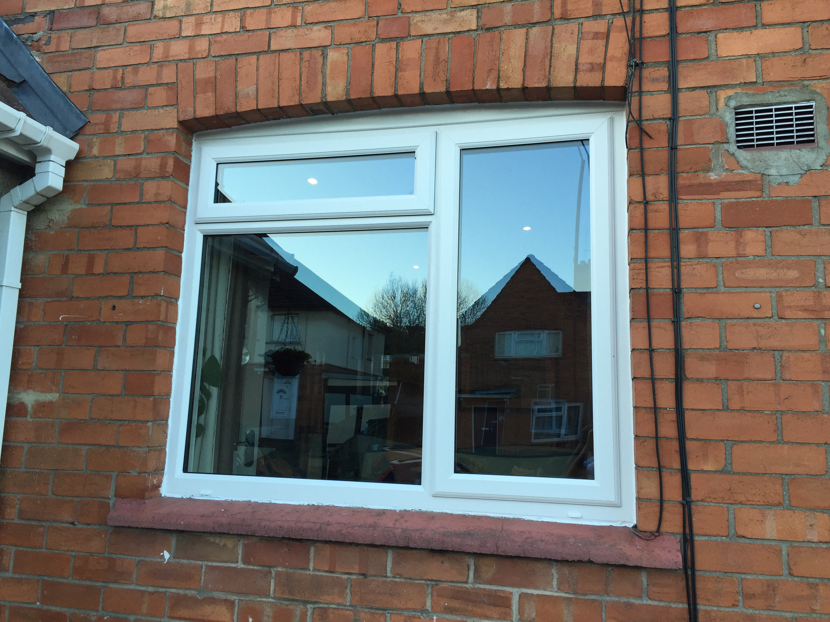 New window, Stadip silence glass