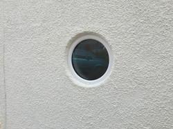 Round window double glazed, Bristol