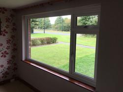New window, viewed inside