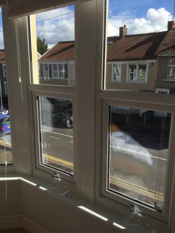 New bay windows, Downend, Bristol