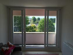 New patio doors, Clifton, Bristol