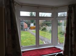 New bay window, Stonehouse