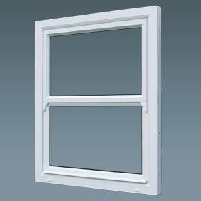 Tilt and turn double glazed window