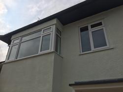New bay window, Bristol