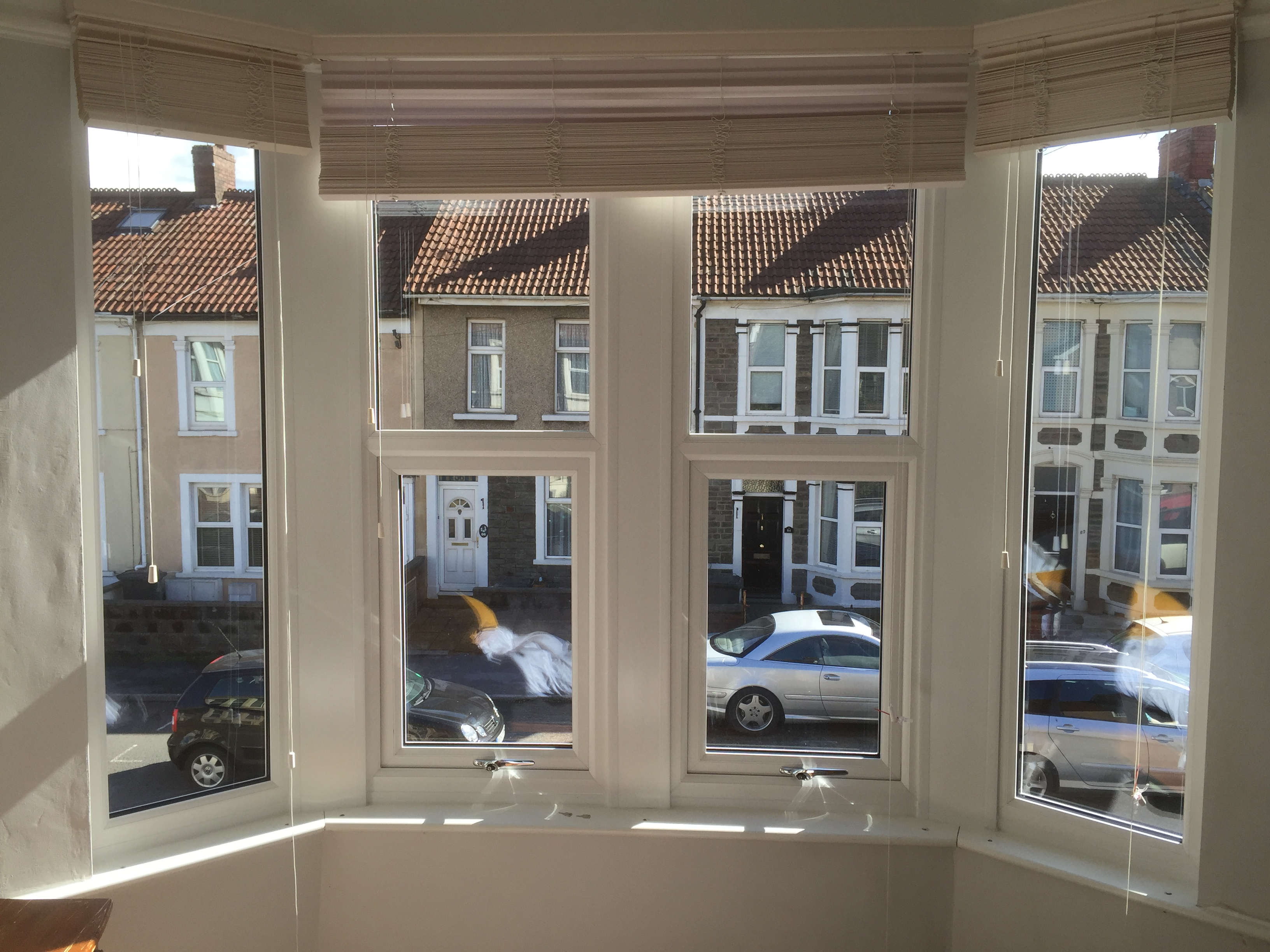 New bay windows, Bristol