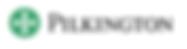 Pilkington glass logo