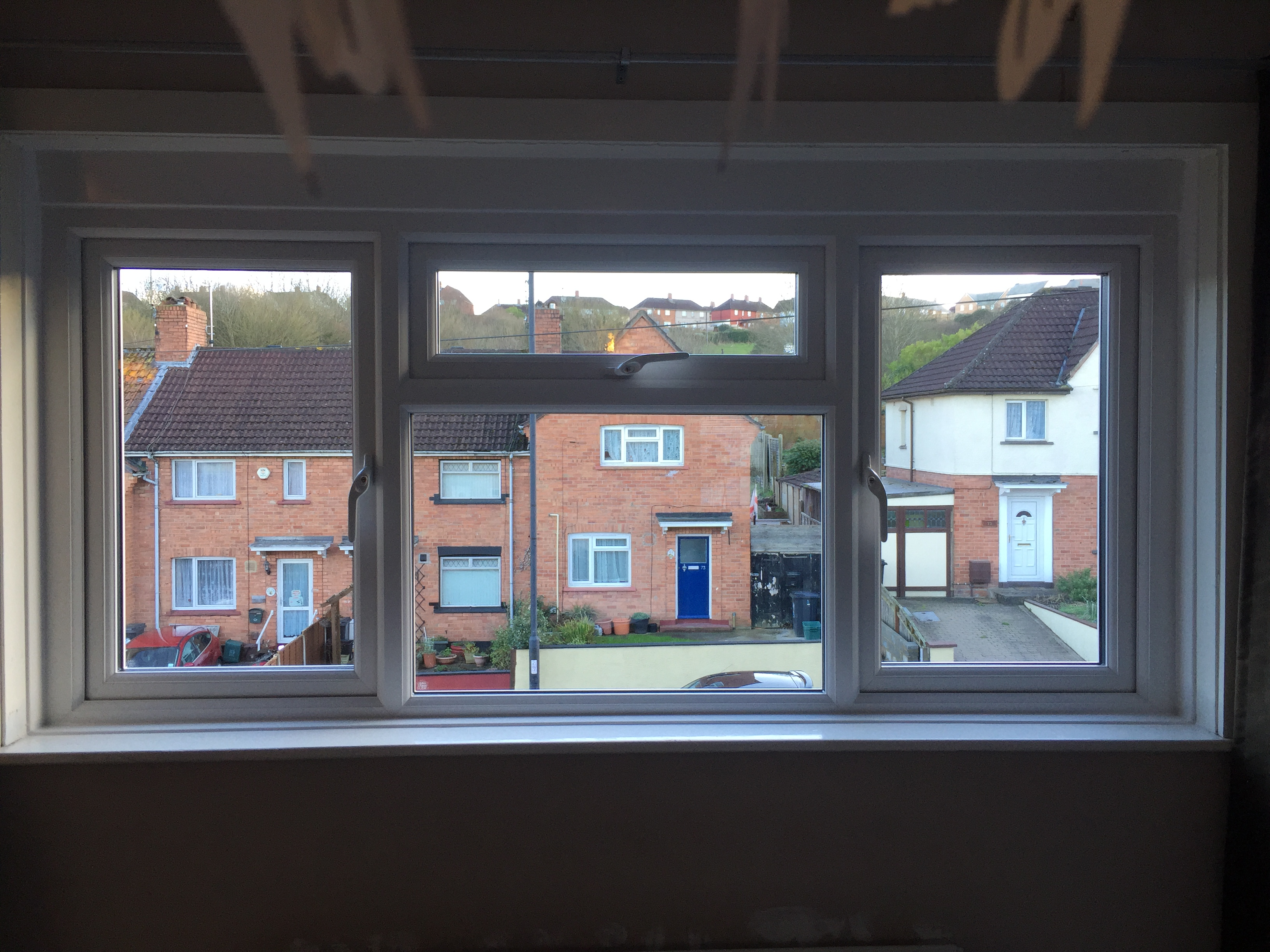 Acoustic double glazing, Bristol