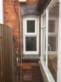 New small window, Gloucester
