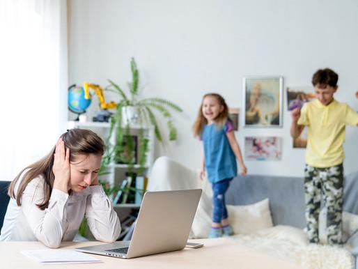 Cómo evitar el ruido cuando trabajamos en casa