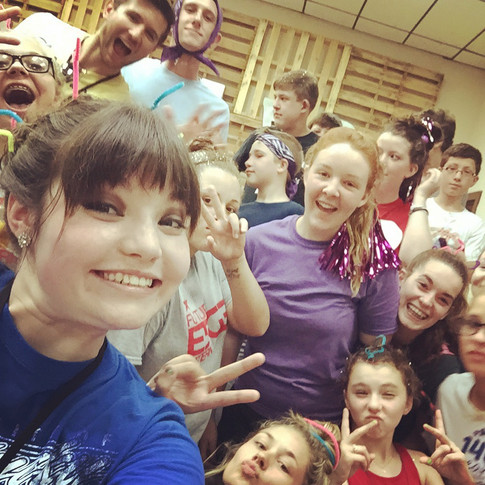 Camp Crestwood 2015