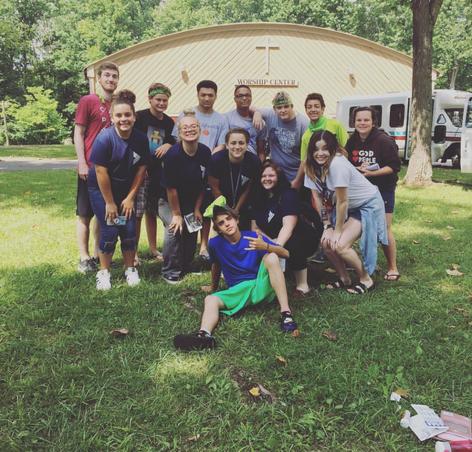 Camp Crestwood 2017