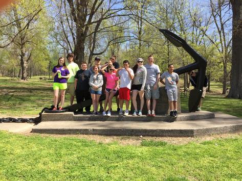 Spring Trip to Columbus Park