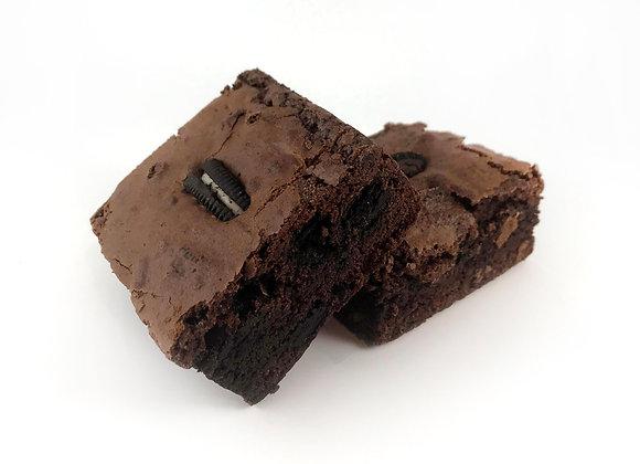 Cookies n Cream Brownie