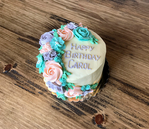 Birthday Cake, 2019