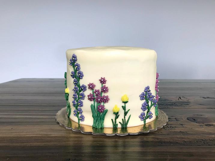 Flower Cake, 2019