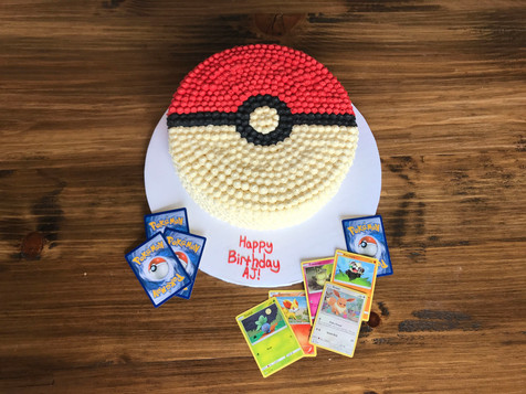 Pokemon Cake, 2019
