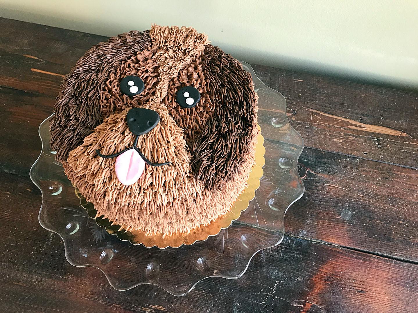 Dog Cake 1, 2019.JPG