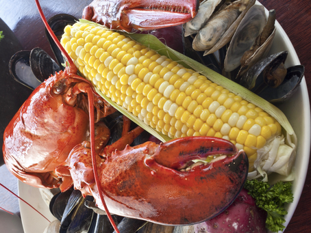 East Coast Clam Bake ALMOST Sold Out!