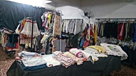 Bazar SCSD - Domingos de 08h ao meio-dia e Terças e Quintas das 15h às 17h.