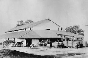 Wheeler Farm in early 1900s.