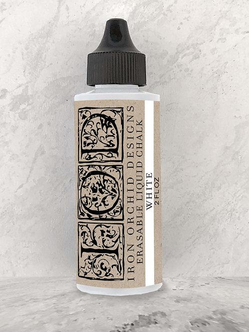 Erasable Liquid Chalk - White