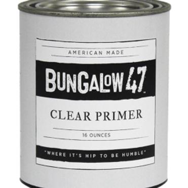 Clear Primer 16 oz
