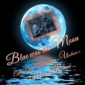 Blue was the moon final image for album