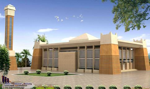 مسجد طراز عسيرى