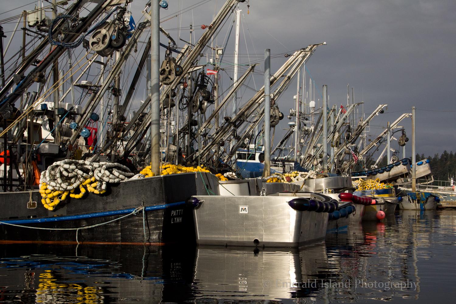 Seine Boats