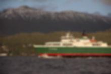 Inter Island Ferry Boat Southeast Alaska