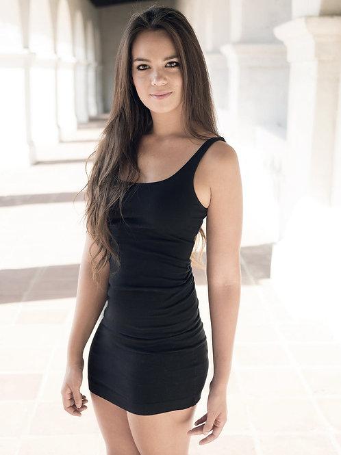 Bayan elbise Siyah