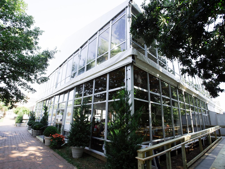 Double Deck Structure