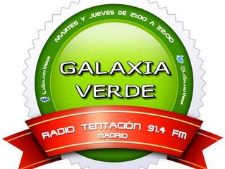 Entrevisa en Galaxia Gaia