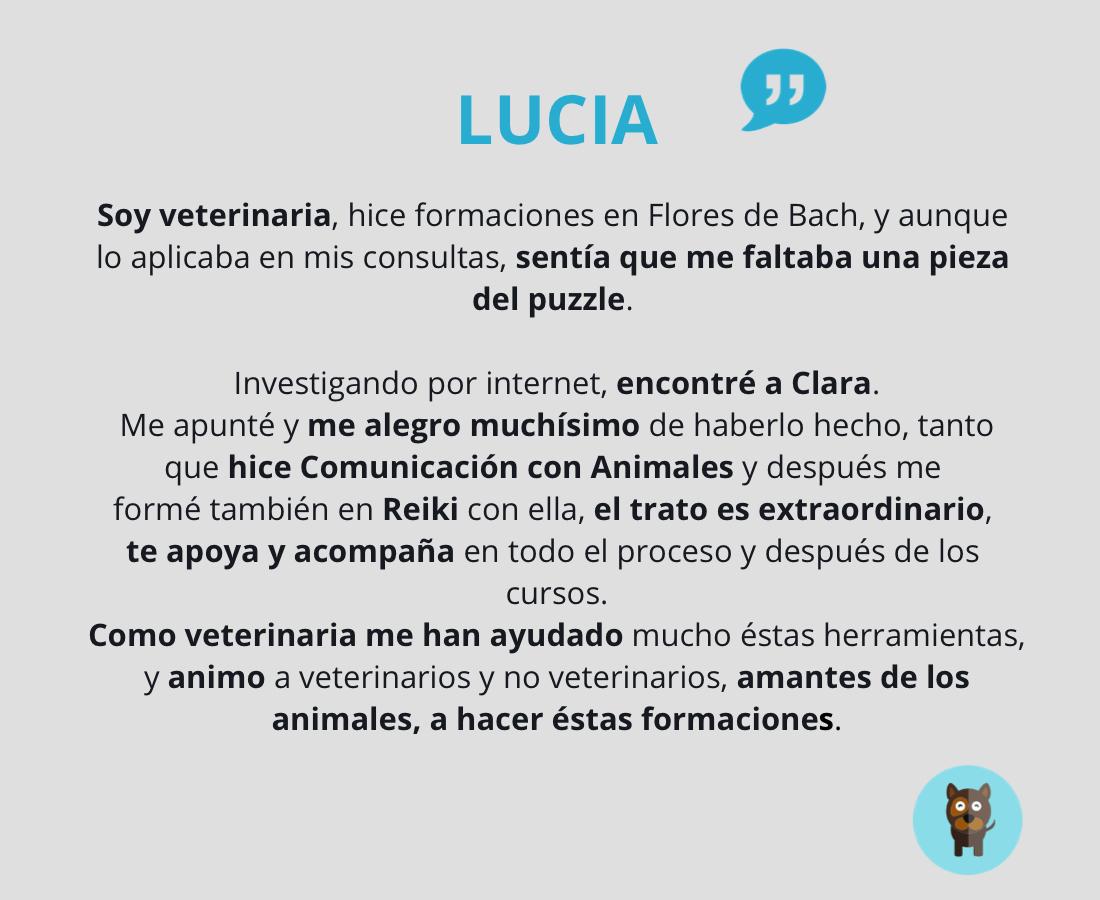 Testimonio de Lucía