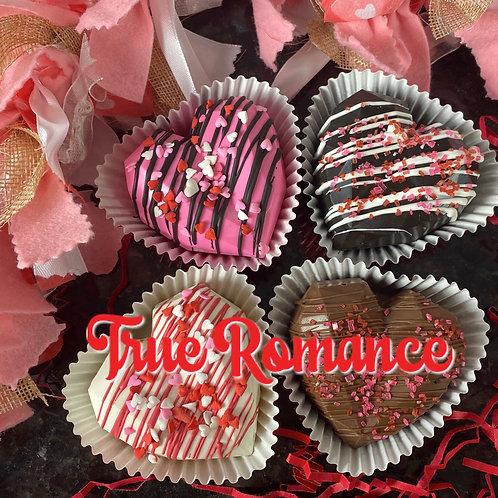 Heart Cake Truffle