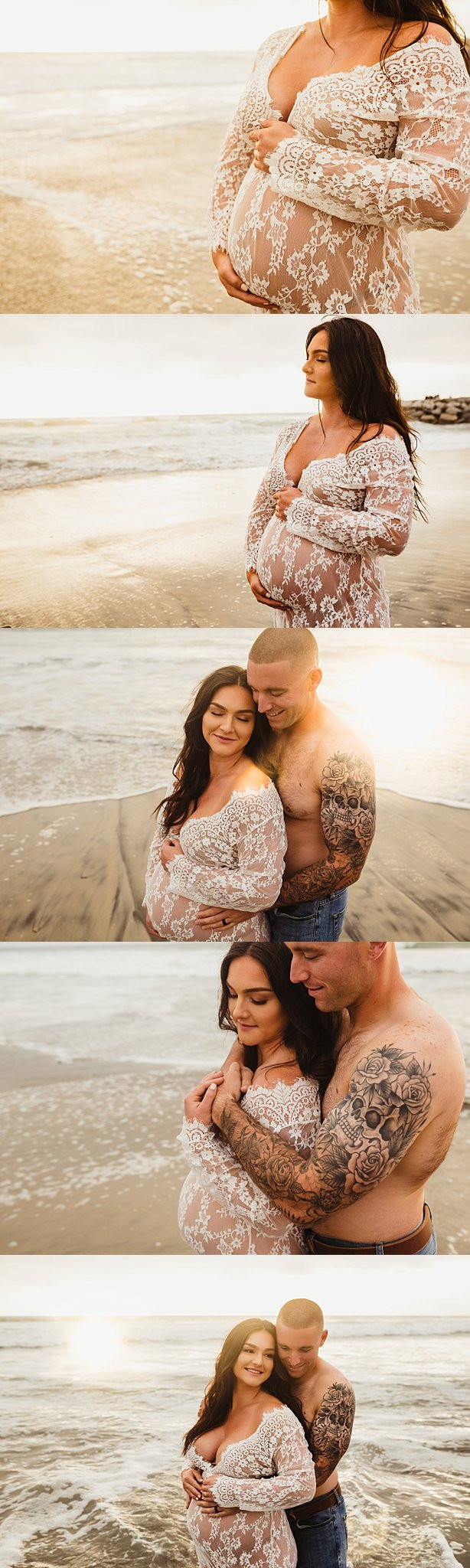 Couples Maternity Portraits